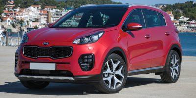 2017 Kia Sportage EX 4D Sport Utility