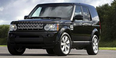 2013 Land Rover LR4 HSE SUV