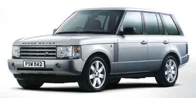 2003 Land Rover Range Rover HSE Wagon