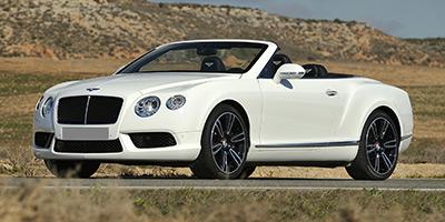 2013 Bentley Continental GT V8 GTC V8 Convertible