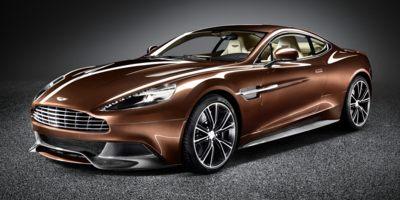 2014 Aston Martin Vanquish Vanquish coupe Coupe