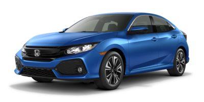 Used 2017 Honda Civic Hatchback