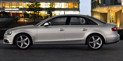 2013 Audi A4 Premium Plus w/GPS Navigation Sedan