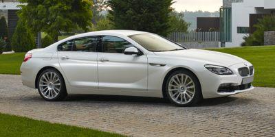 2017 BMW 6 Series 640i xDrive Gran Coupe Sedan