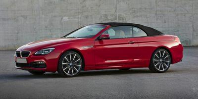 2017 BMW 6 Series 650i xDrive Convertible