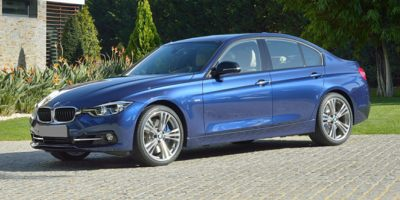 2017 BMW 3 Series 330i xDrive 4D Sedan