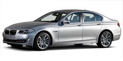 2013 BMW 5 Series 535i xDrive 4D Sedan