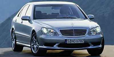 Used 2004 Mercedes-Benz S-Class