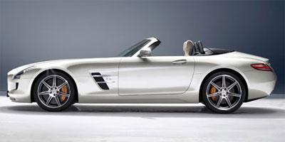 2012 Mercedes-Benz SLS AMG SLS ROADSTER AMG Convertible