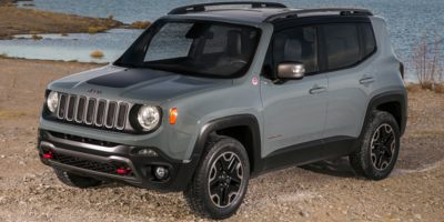 2016 Jeep Renegade Trailhawk Wagon