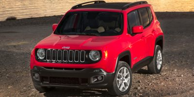 2016 Jeep Renegade Limited Wagon