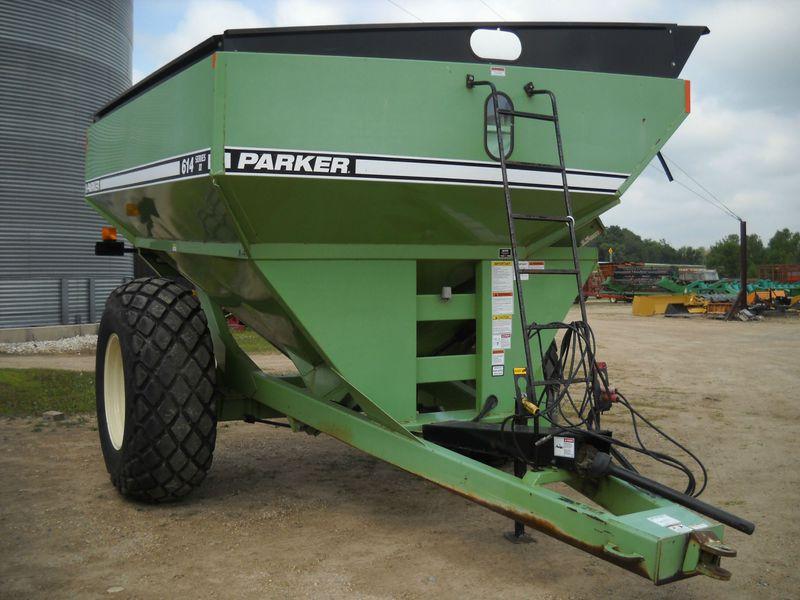 parker 614-series-ii