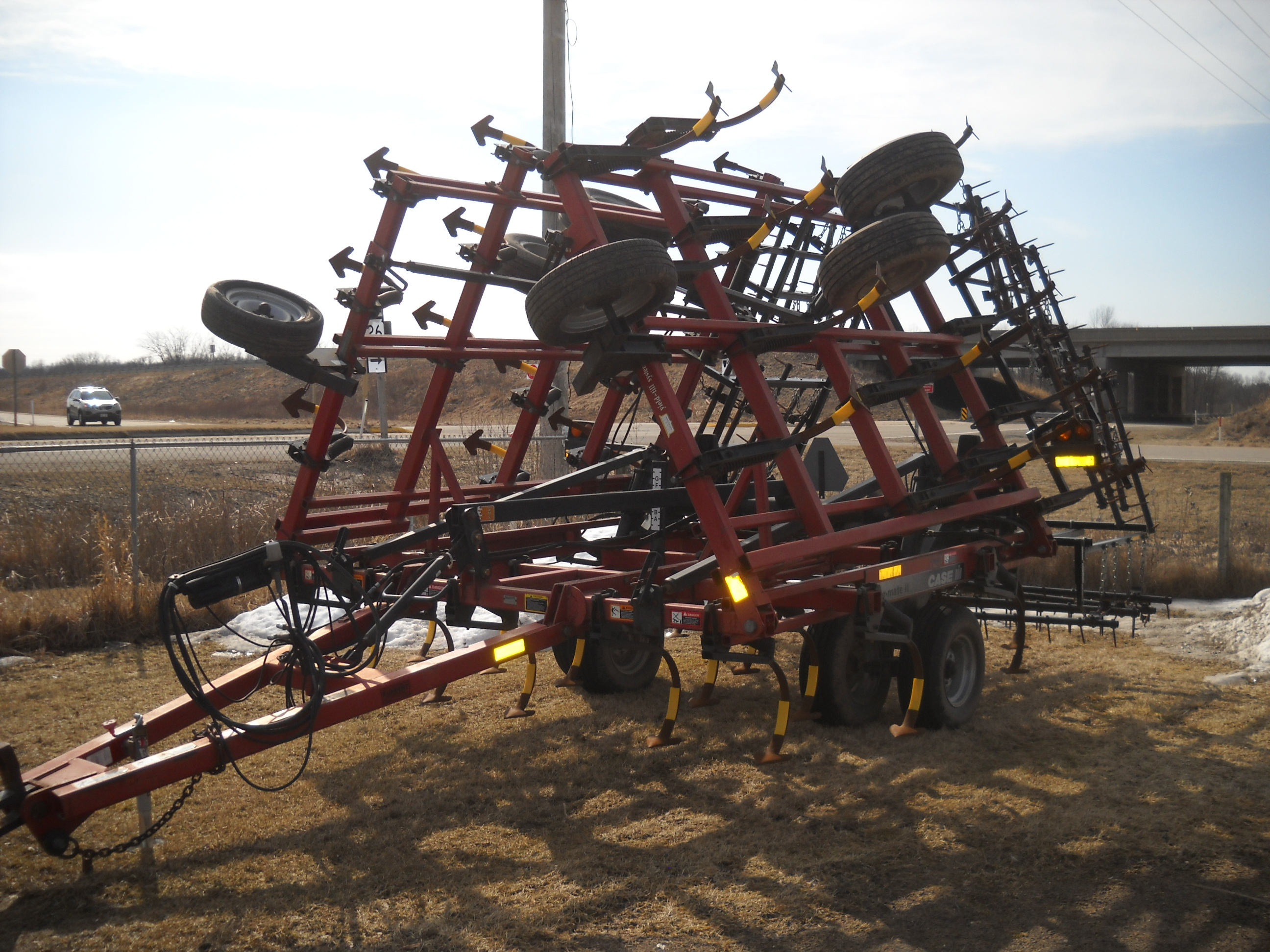 2009 Case IH Tiger Mate II