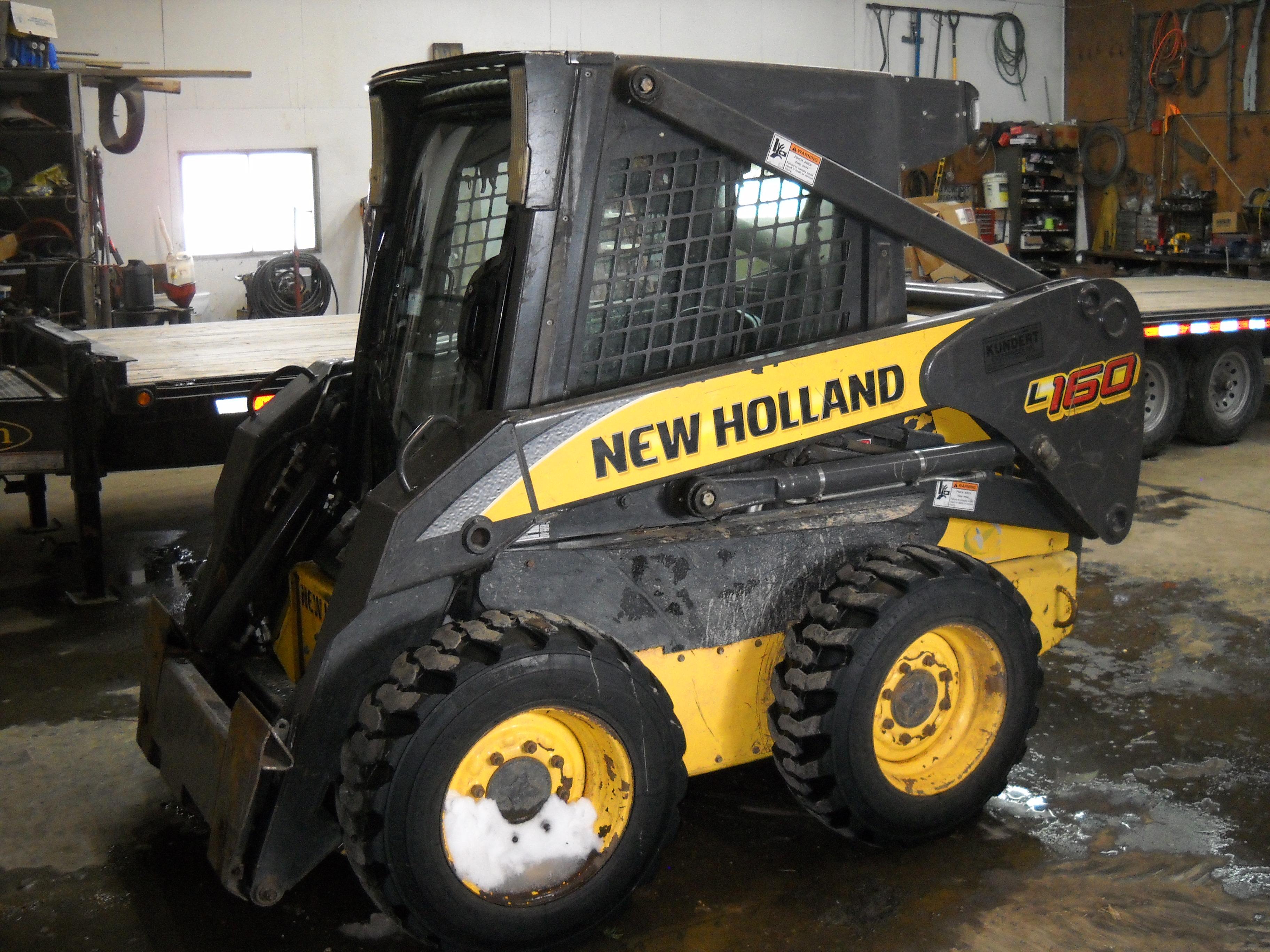 2009 New Holland