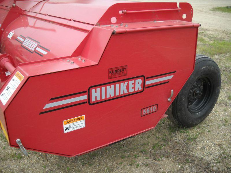 2013 Hiniker 5610