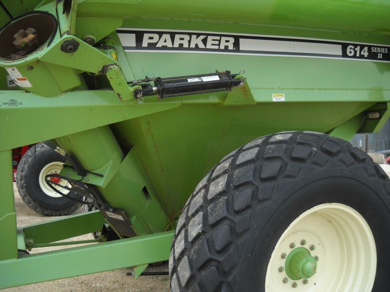 Parker 614 Series II