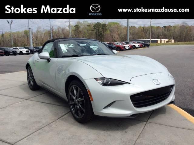 2018 Mazda Miata MX-5