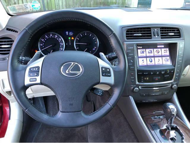 2013 Lexus IS