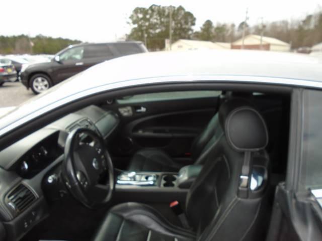 2010 Jaguar XK-Series