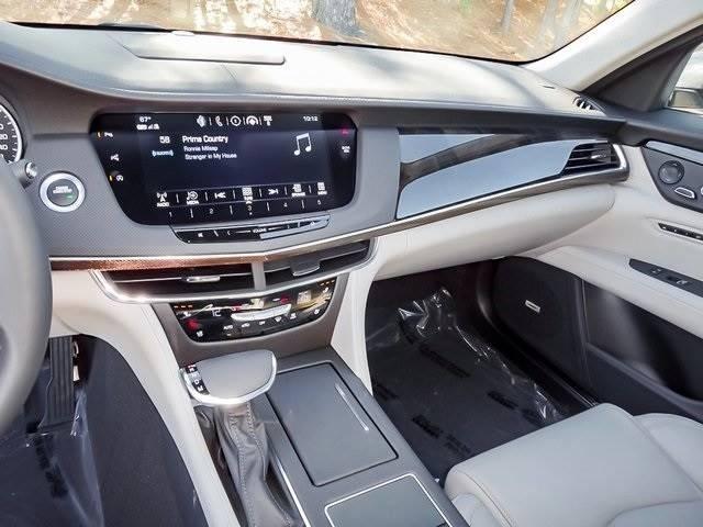 2018 Cadillac CT