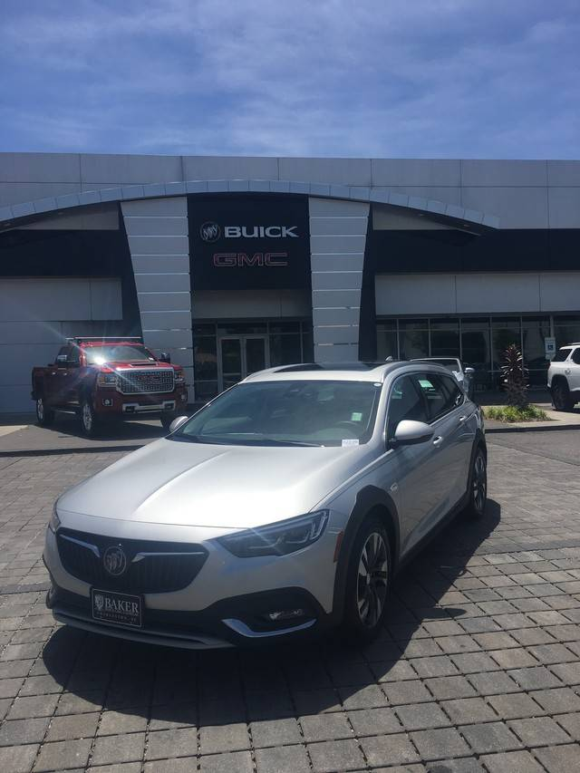 2018 Buick RX