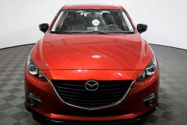2015 Mazda A3