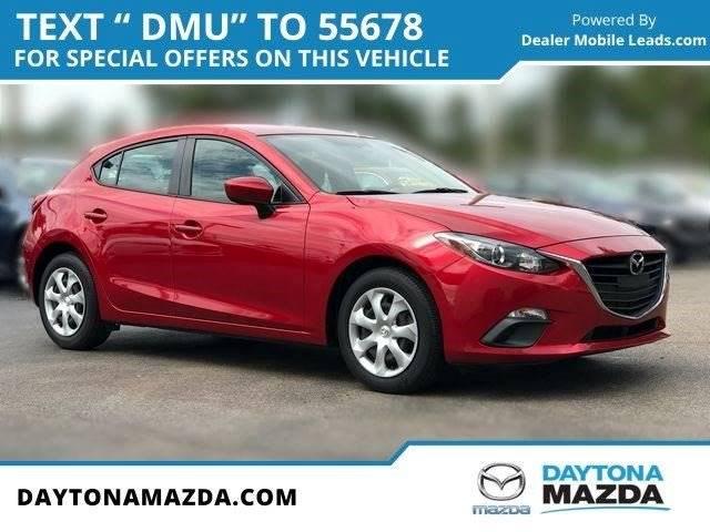 2016 Mazda A3
