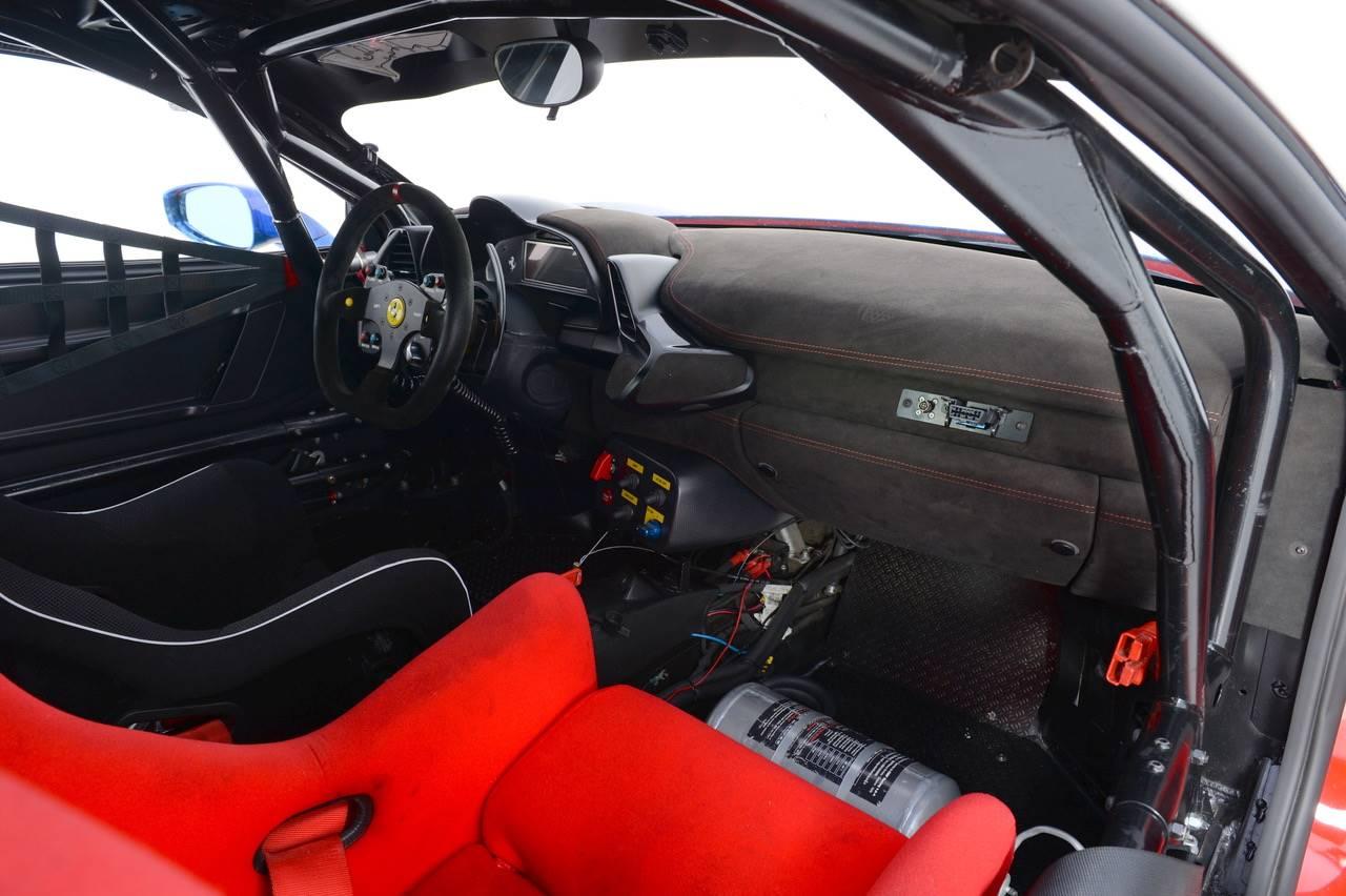 2011 Ferrari Challenger