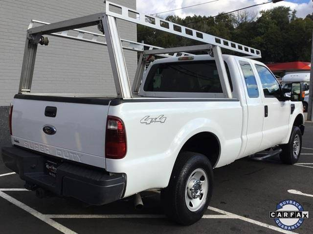 2008 Ford Super Duty F-250 SRW