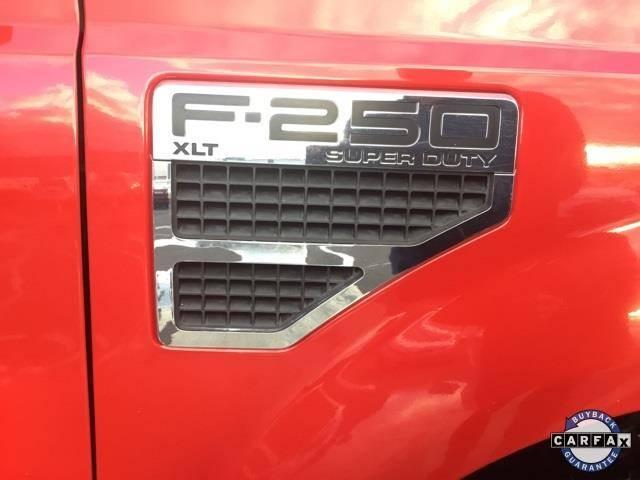 2008 Ford Super Duty F-250 SRW