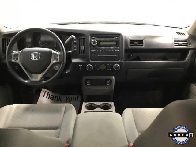 2012 Honda Ridgeline