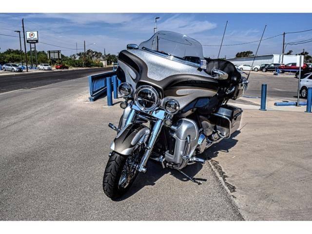 2013 Harley Davidson CT