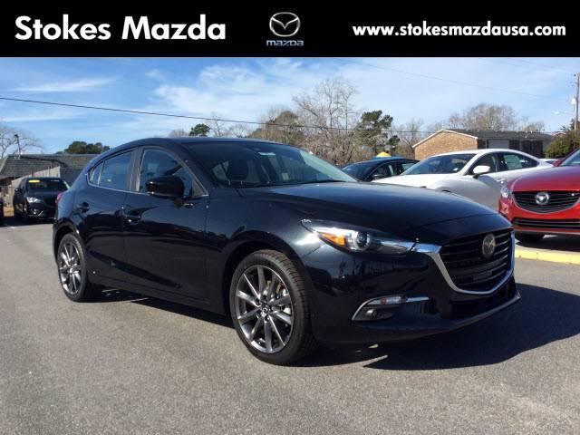 2018 Mazda A3