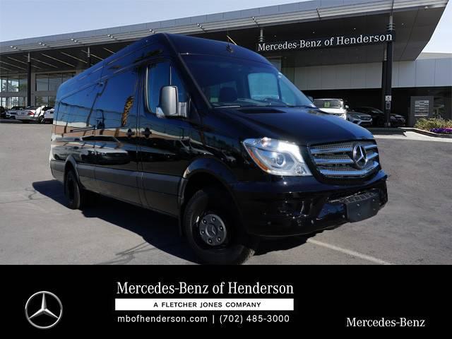 2018 Mercedes-Benz Sprinter M3CAE6 - 3500 Cargo Van