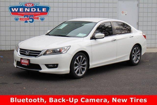 2015 Honda Accord
