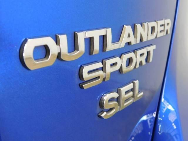 2017 Mitsubishi Outlander Sport