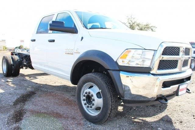 2018 Ram 4500 Chassis Cab