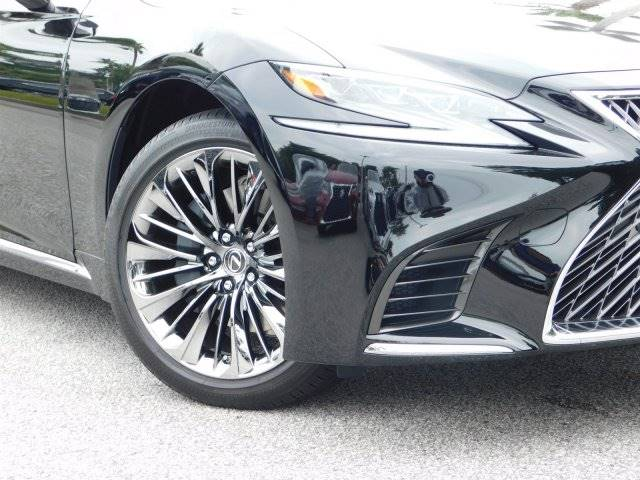 2018 Lexus LS