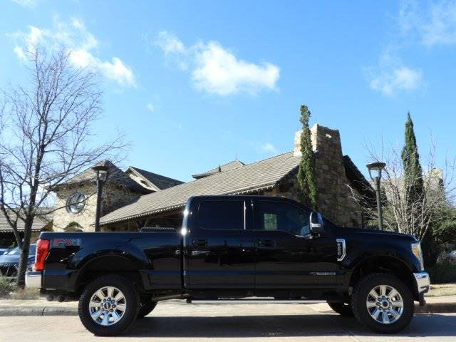 2017 Ford Super Duty F-250 SRW