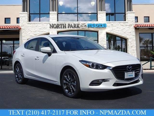 2018 Mazda Mazda3 4-Door