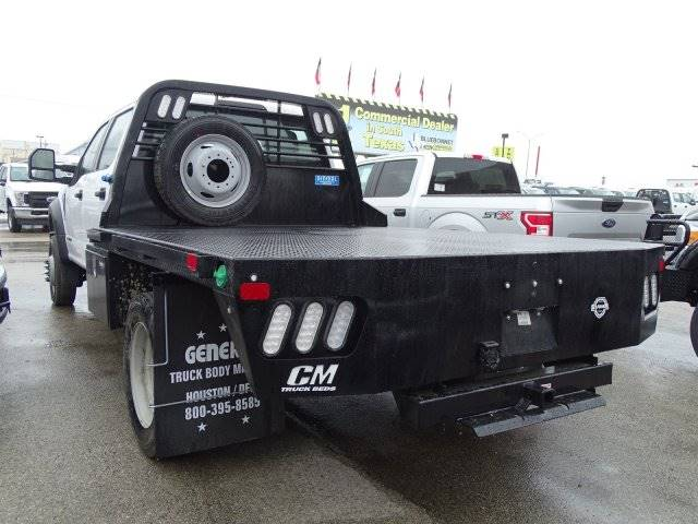 2019 Ford Super Duty F-550 Flatbed