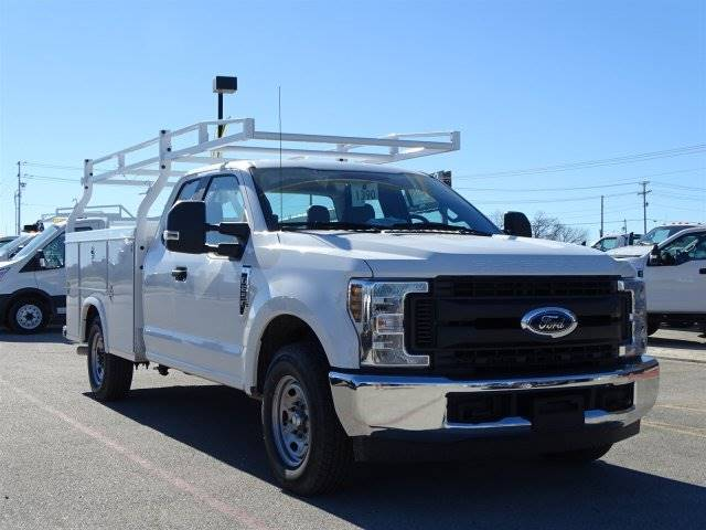 2019 Ford Super Duty F-250 Service Body with Ladder Rack