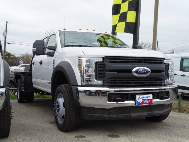 2019 Ford Super Duty F-450 Flatbed
