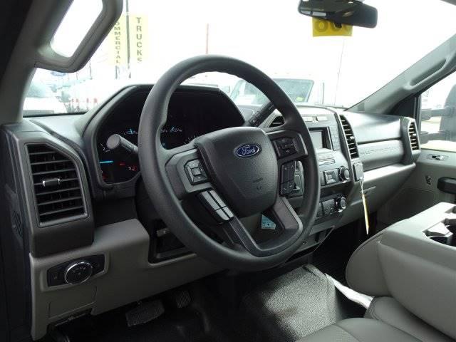 2019 Ford Super Duty F-550 Dump Body