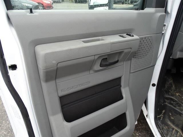 2018 Ford E-Series Cutaway