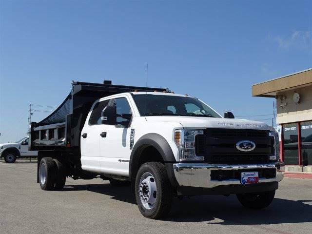 2018 Ford Super Duty F-550 Dump Truck