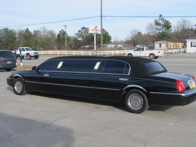 Used 1999 Lincoln Town Car Limousine Limousine 57171 0 29461