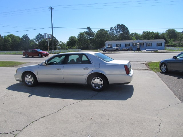 Used 2002 Cadillac DeVille