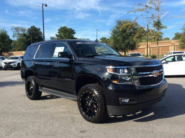 New 2017 Chevrolet Tahoe