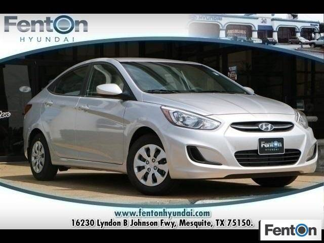 New 2017 Hyundai Accent